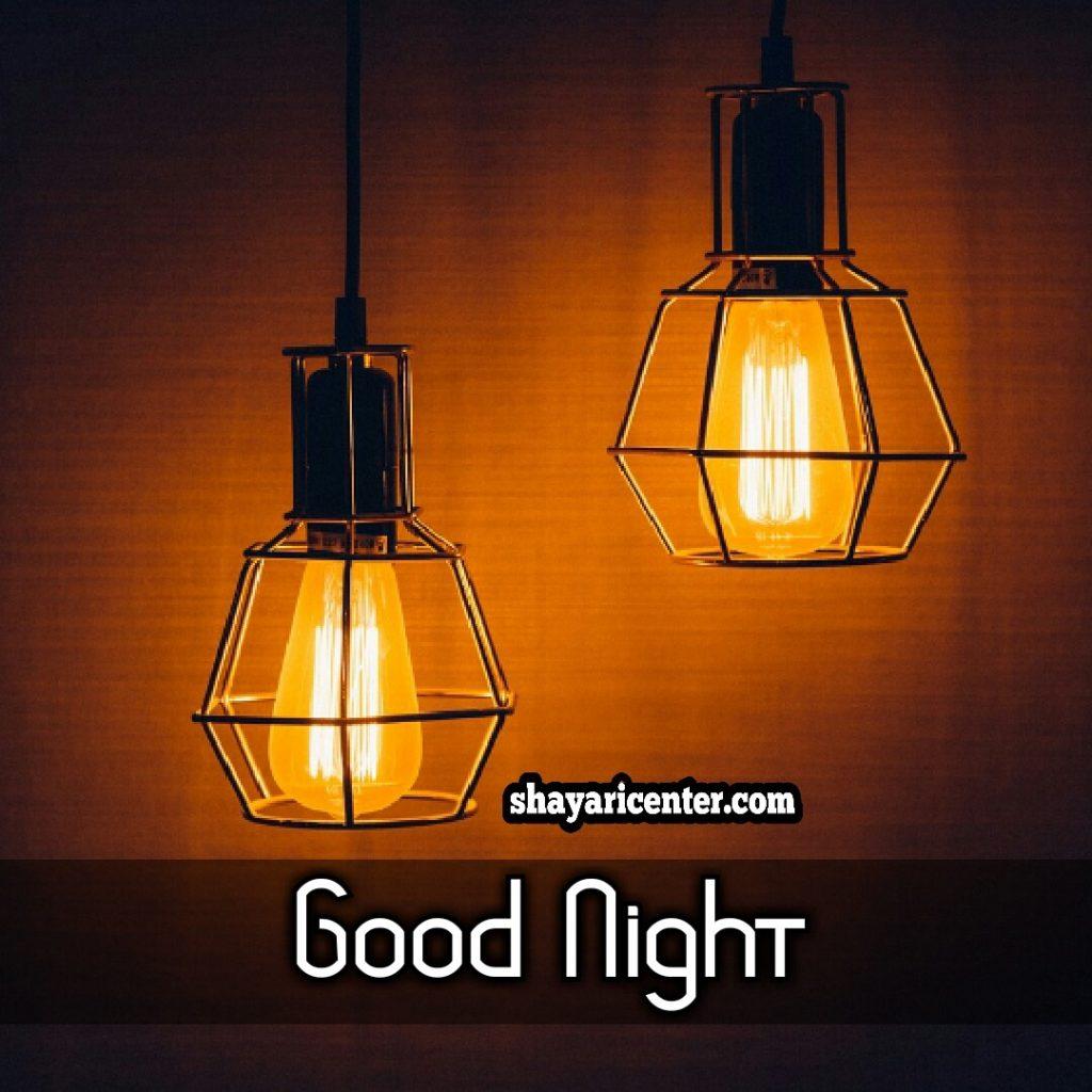 best good night shayari image love